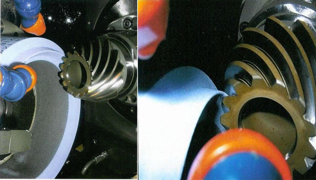 Зубошлифовальный станок SBK 350/600/1000 CNC (Чехия)