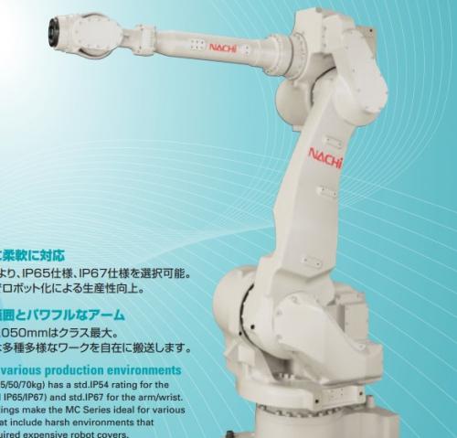 Промышленная автоматика и промышленные роботы от компании Мир ISO